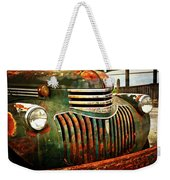 Chevy Truck Weekender Tote Bag by Marty Koch