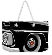 Chevy Truckin Weekender Tote Bag