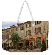 Chez Luigi St Remey France Dsc02408  Weekender Tote Bag