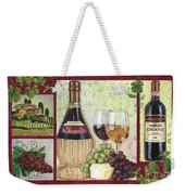 Chianti And Friends 2 Weekender Tote Bag