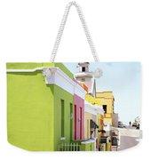 Chiappini Street Weekender Tote Bag