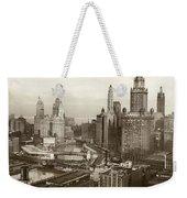 Chicago, 1931 Weekender Tote Bag