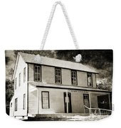 Chicago And Alton House Blue Springs Missouri Infrared Weekender Tote Bag