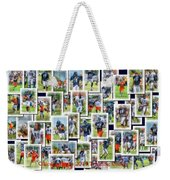 Chicago Bears Training Camp 2014 Collage Pa 01 Weekender Tote Bag