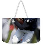Chicago Bears Training Camp 2014 Moving The Ball 07 Weekender Tote Bag