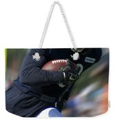 Chicago Bears Training Camp 2014 Moving The Ball 09 Weekender Tote Bag