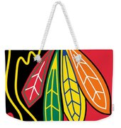 Chicago Blackhawks Weekender Tote Bag