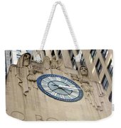 Chicago Board Of Trade Weekender Tote Bag