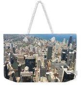Chicago Buildings Weekender Tote Bag