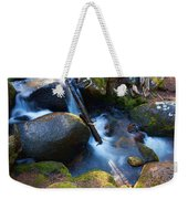 Chicago Creek #3 Weekender Tote Bag