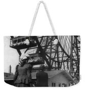 Chicago Ferris Wheel, C1893 Weekender Tote Bag