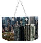 Chicago Harbor Point Weekender Tote Bag