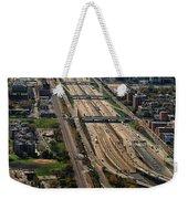 Chicago Highways 02 Weekender Tote Bag