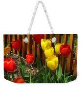 Chicago In The Spring Weekender Tote Bag