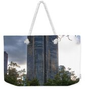 Chicago Lake Point Tower Weekender Tote Bag