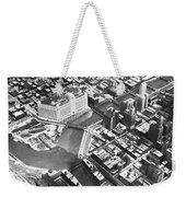 Chicago Merchandise Mart Weekender Tote Bag