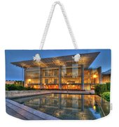 Chicago Modern Art Wing Weekender Tote Bag