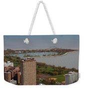Chicago Montrose Harbor 01 Weekender Tote Bag