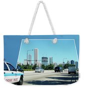 Chicago Pd Weekender Tote Bag
