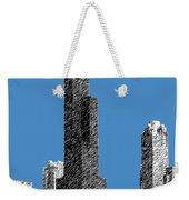 Chicago Sears Tower - Slate Weekender Tote Bag