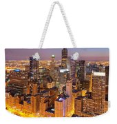 Chicago Southwest 2 Weekender Tote Bag