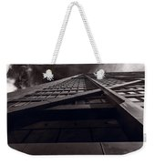 Chicago Structure Bw Weekender Tote Bag