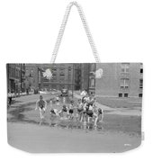 Chicago Summer, 1941 Weekender Tote Bag
