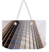 Chicago Sunrays On Trump Tower Weekender Tote Bag