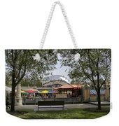 Chicago The Bean Lower Westside Weekender Tote Bag