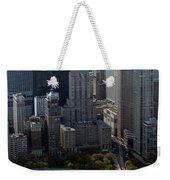 Chicago The Drake Weekender Tote Bag