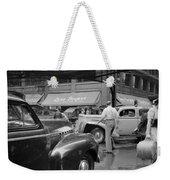 Chicago Traffic, 1941 Weekender Tote Bag