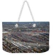 Chicago Transportation 01 Weekender Tote Bag