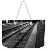 Chicago Union Station Weekender Tote Bag by Scott Norris