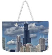 Chicago Willis Sears Tower Weekender Tote Bag