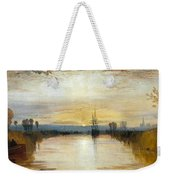 Chichester Canal Weekender Tote Bag
