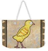 Chick One Weekender Tote Bag