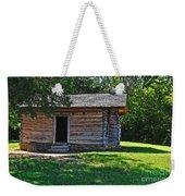 Chickamauga Cabin Weekender Tote Bag