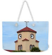 Chicken Church Weekender Tote Bag