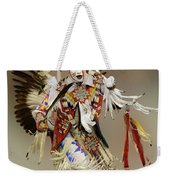 Pow Wow Dreamtime 1 Weekender Tote Bag