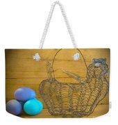 Chicken Little Weekender Tote Bag