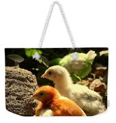 Cute Chicks Weekender Tote Bag