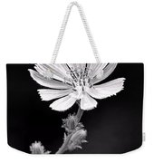 Chicory Wildflower Weekender Tote Bag