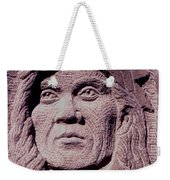 Chief-cochise-2 Weekender Tote Bag