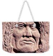 Chief-gall Weekender Tote Bag