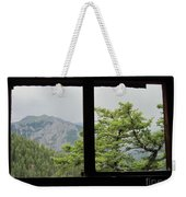 Chief Ouray Mine View Weekender Tote Bag
