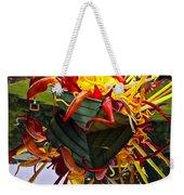 Chihuly Float Weekender Tote Bag