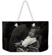Child Of Chichicastenango Weekender Tote Bag