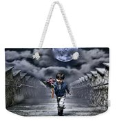 Child Of The Moon Weekender Tote Bag