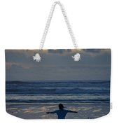 Child Of The Universe Weekender Tote Bag