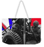 child soldier 100th anniversary parade nogales Arizona 1980-2012 Weekender Tote Bag